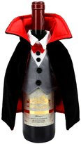 Celebrate Halloween Together Dracula Wine Cover