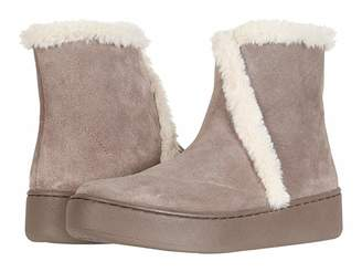 Soludos Whistler Cozy Boot (Mineral Grey) Women's Boots