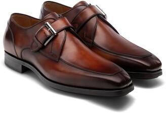 Magnanni Maurici Monk Strap Shoe