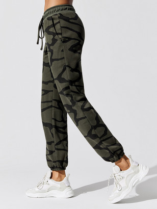 Most Wanted Design by Carlos Souza Twenty Montreal Camo Hyper Reality Knit Joggers