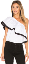 Milly One Shoulder Top