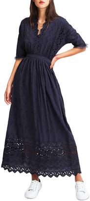 Belle & Bloom All Eyes On You Midi Dress