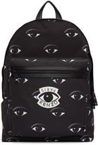 Kenzo Black Eye Backpack