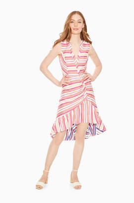 Parker Candy Striped Dress