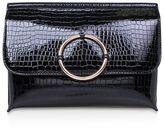 Miss KG Hoop clutch bag