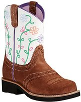 Ariat Kids' Fatbaby Blossom Western Cowboy Boot