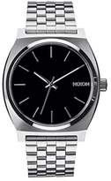 Nixon Men's Analogue Quartz Watch with Stainless Steel Strap – A045000-00