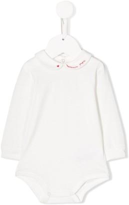Il Gufo Embroidered Collar Body
