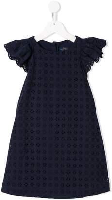 Ralph Lauren Kids eyelet dress