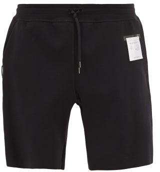 Satisfy Spacer Performance Jersey Shorts - Black