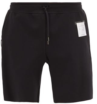 Satisfy Spacer Performance Jersey Shorts - Mens - Black