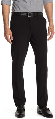 """English Laundry Solid Flat Front Pants - 30-32"""" Inseam"""