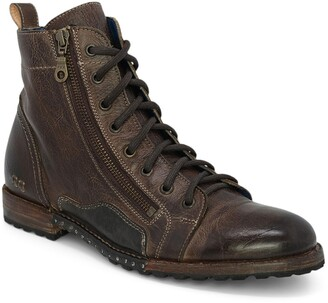 Bed Stu Old Bowen Plain Toe Boot
