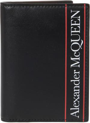 Alexander McQueen Pocket Organizer Card Holder