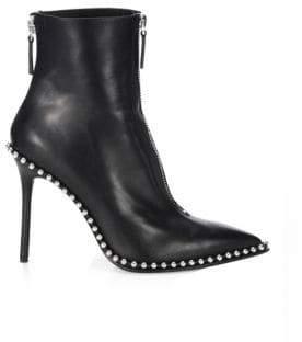 Alexander Wang Studded Leather Booties