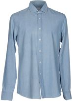 Salvatore Piccolo Denim shirts