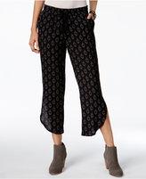 American Rag Teardrop-Hem Soft Pants, Only at Macy's