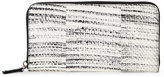 Jil Sander Textured Crown Wallet