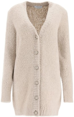 Gabriela Hearst chase long cardigan