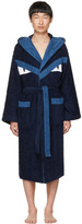 Fendi Navy bag Bugs Robe