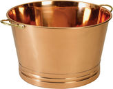 Old Dutch International Dcor Copper Party Beverage Tub