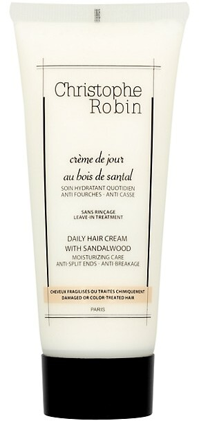Thumbnail for your product : Christophe Robin Sandalwood Daily Hair Cream