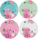 Royal Albert Miranda Kerr Friendship Set of 4 20cm Plates