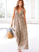 Victoria's Secret Sleeveless Maxi Cover-up