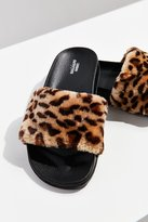 Urban Outfitters Furry Pool Slide