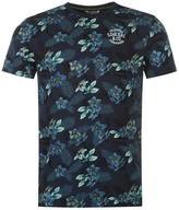 Soulcal Aop T Shirt Mens
