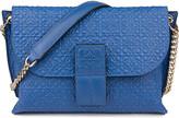 Loewe Avenue embossed leather cross-body bag