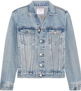 women light denim jacket - ShopStyle