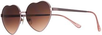 Women's SO Heart-Shaped Sunglasses