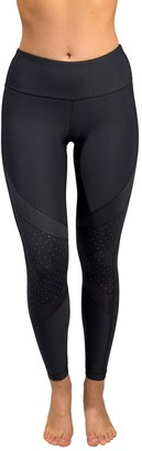 90 Degree By Reflex High Waist Perforated Leggings