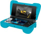 Nintendo DreamGEAR 3DS Comfort Grip - Transparent, Blue