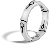 John Hardy Women's Bamboo 4.5MM Band Ring in Sterling Silver