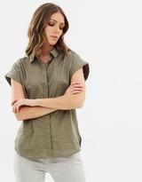 Sportscraft Briar Textured Cotton Shirt