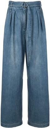 Tibi Flared Trousers