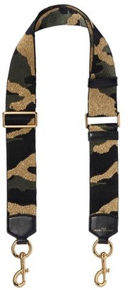 MARC JACOBS, THE Camo webbing strap