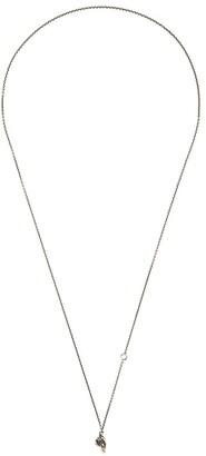 Werkstatt:Munchen Mini Eagle Wing Chain Necklace