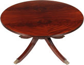 One Kings Lane Vintage 1950s Phyfe-Style Mahogany Coffee Table