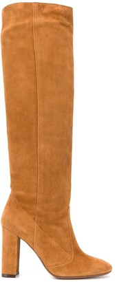 L'Autre Chose Knee-Length 100mm Boots