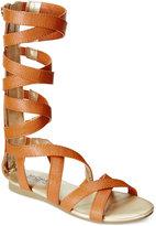 Michael Kors Girls' or Little Girls' Demi Adan Gladiator Sandals