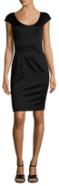 Zac Posen Irina Scoopneck Sheath Dress