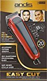 Andis Clippers 20-Piece Easy Cut Home Hair Cutting Kit 1 ea (Pack of 2)