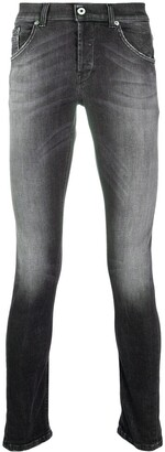 Dondup Ritchie mid-rise skinny jeans