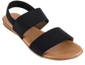Andre Assous Nigella Leather Slingback Sandals