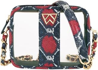 Kelly Wynne Clear Mingle Mingle Mini Crossbody Bag