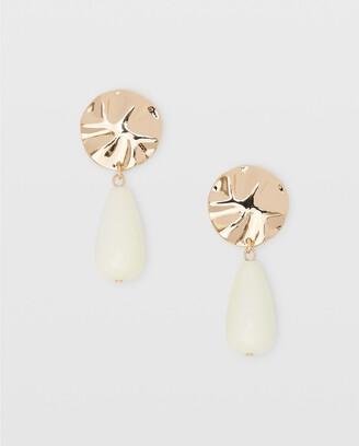 Club Monaco Teardrop Earrings