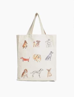 Marks and Spencer Dog Tote Bag